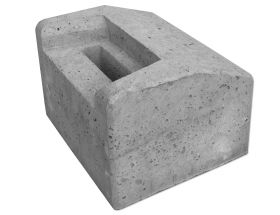 Aanslagblok - 31kg