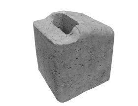 Aanslagblok - 34kg